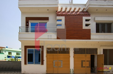 3 Marla House for Sale in Al Hamd Homes, Near Punjab Govt Employees Society, Lahore