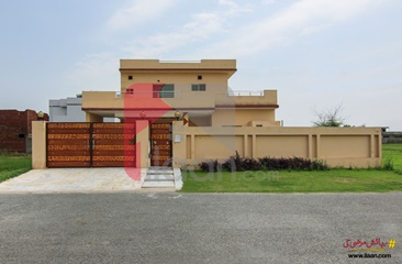 1 Kanal House for Sale in Punjab Block, Chinar Bagh, Lahore