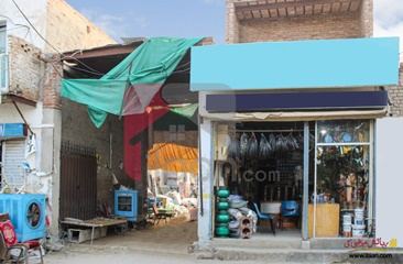 18 Marla Shop for Sale on Lodhran Road, Bahawalpur