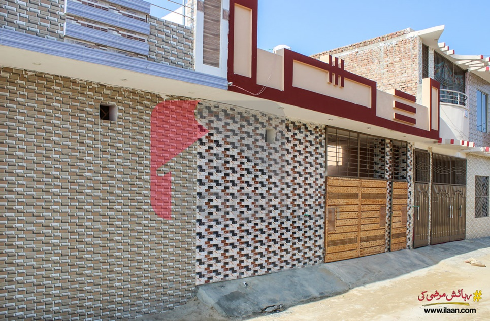 4 Marla House for Sale in Jam Aslam Town, Green Town, Bahawalpur