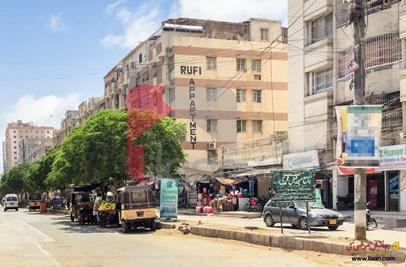 3 Bed Apartment for Rent (First Floor) in Block 6, Gulshan-e-Iqbal, Karachi