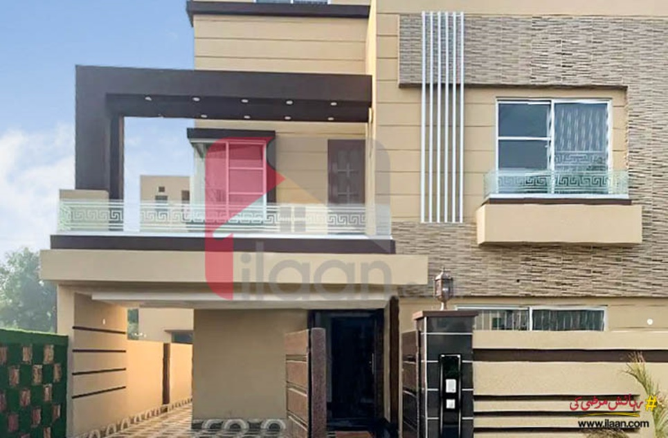 10 Marla House for Sale in Overseas B, Sector D, Bahria Town, Lahore