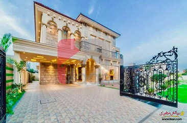1 Kanal House for Sale in Block F, Phase 5, DHA Lahore