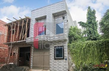 3 Marla House for Sale in Saroba Garden, Lahore