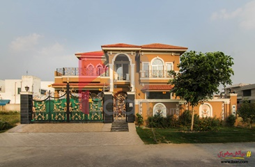 1 Kanal House for Sale in Block T, Phase 7, DHA Lahore