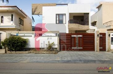 500 Sq.yd House for Sale on Khayaban-e-Muhafiz, Phase 6, DHA Karachi