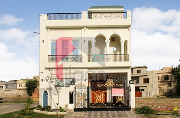 5 Marla House for Sale in Jade Extension Block, Park View Villas, Lahore