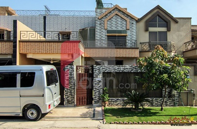 11 Marla House for Sale in Eden Palace Villas, Lahore