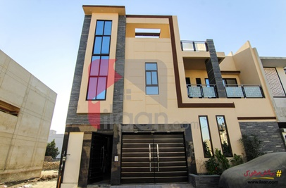 240 Sq.yd House for Sale in Makhdoom Bilawal Cooperative Housing Society, Sector 31A, Karachi