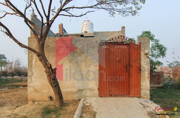 3 Marla Gray Structure House for Sale in Elvi Town, Bedian Road, Lahore