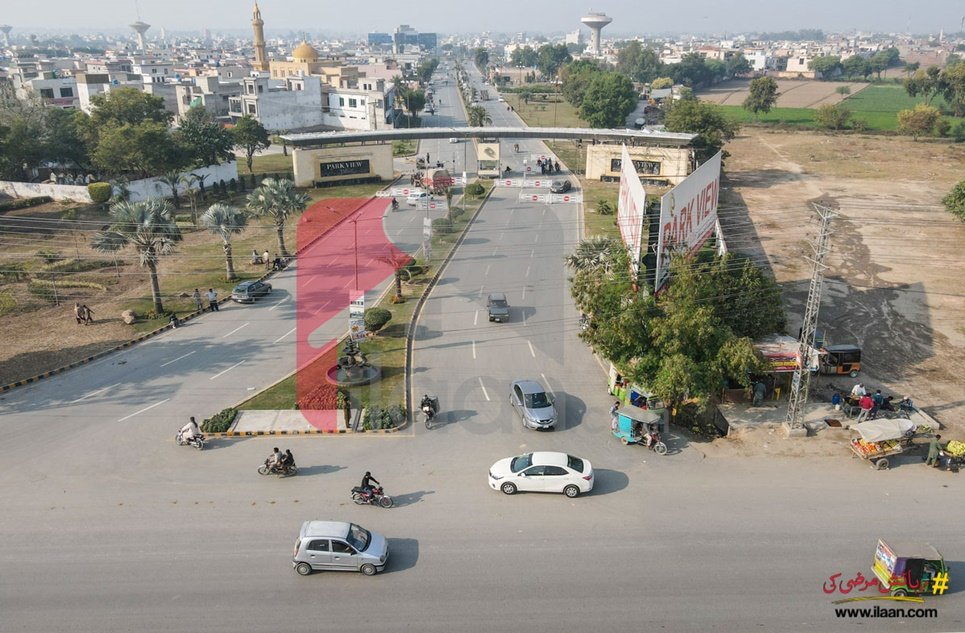 5 Marla House for Sale in Park View City, Lahore