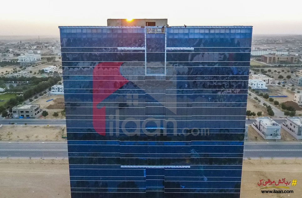 600 Sq.ft Office for Sale in Dominion Business Center 2, Bahria Town, Karachi