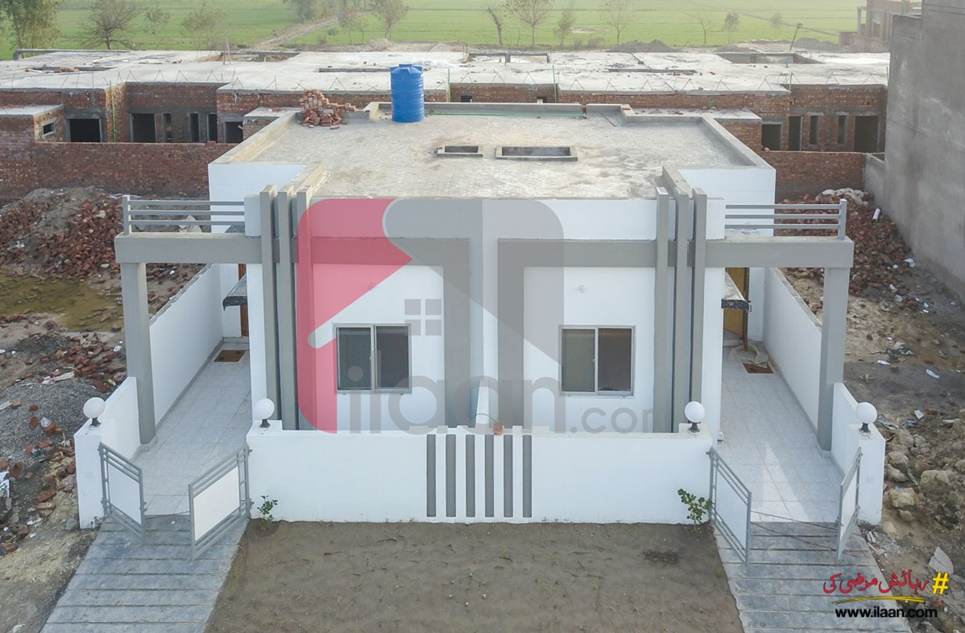 3.6 Marla House for Sale in Safiya Homes, Sue-e-Asal, Lahore