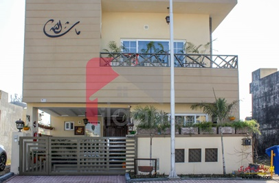 7 Marla House for Sale in Umer Block, Phase 8, Bahria Town, Rawalpindi