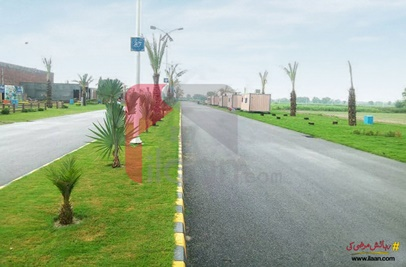 8 Marla Commercial Plot for Sale in Omega Residencia, Faisalabad