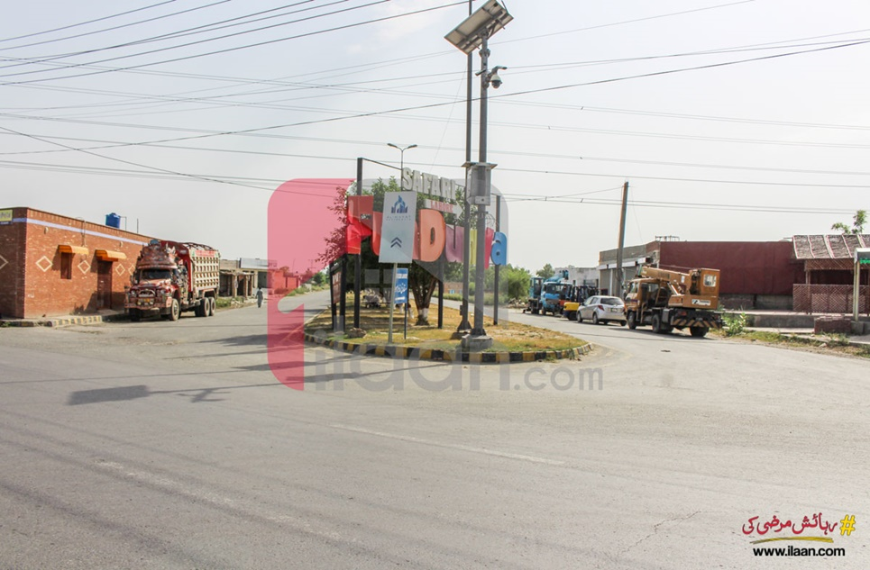 10 Marla Hall for Rent in Pajian, Raiwind Road, Lahore