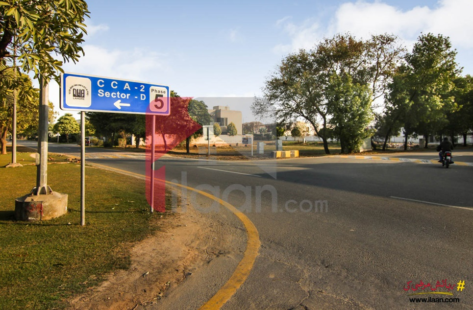10 Marla House for Sale in Block D, Phase 5, DHA Lahore