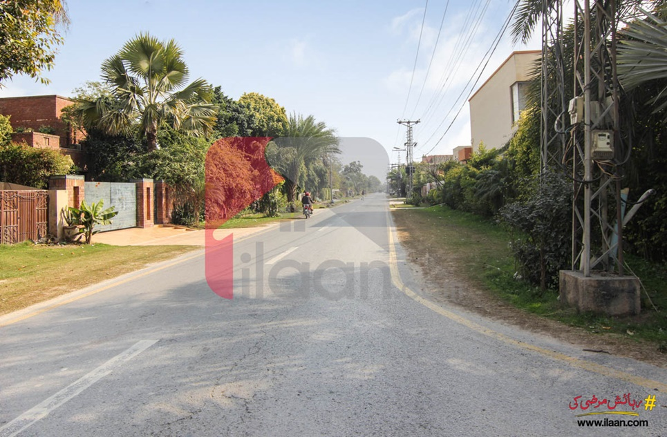 8 Marla Office for Rent (First Floor) in Block U, Phase 2, DHA Lahore