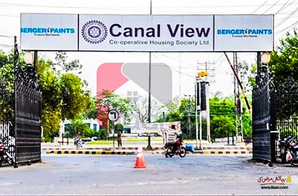 Canal View Housing Society,Lahore, Pakistan
