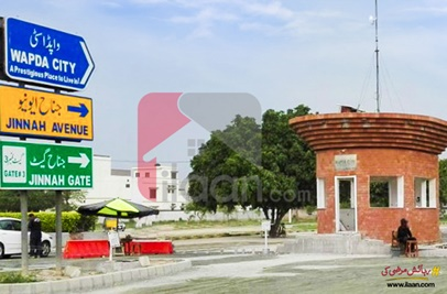 8 Marla Commercial Plot for Sale in Wapda City, Faisalabad
