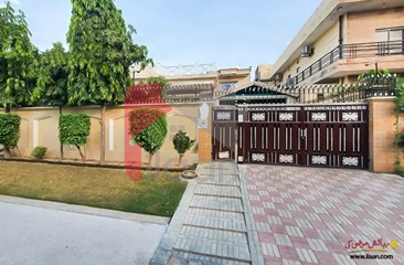 15 Marla House for Sale in Phase 3, PGECHS, Lahore