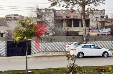 2 Kanal 2 Marla House for Sale in Ravi Park, Lahore