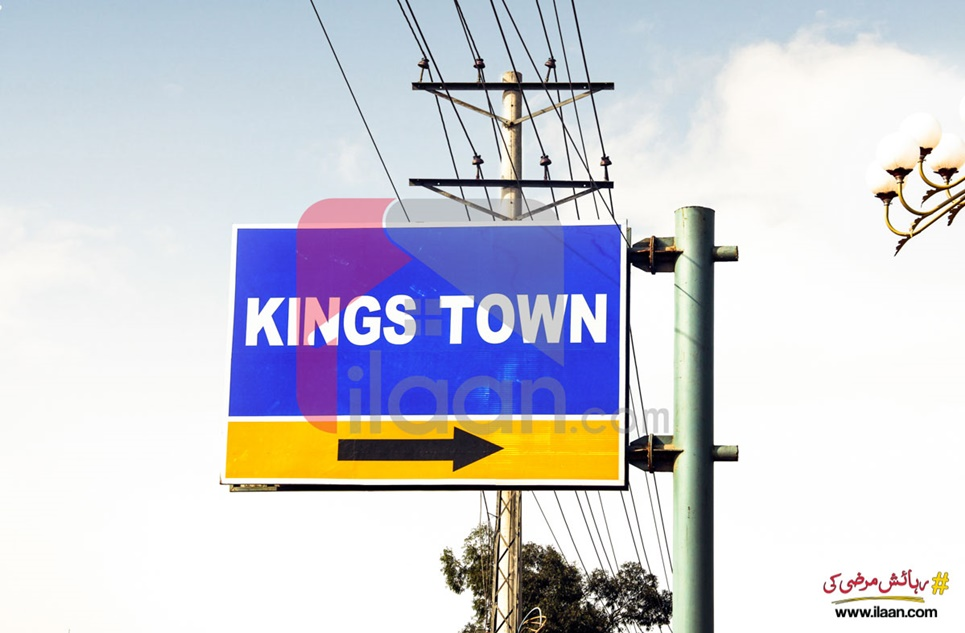 2 Bed Apartment for Sale (Second Floor) in Kings Town, Lahore