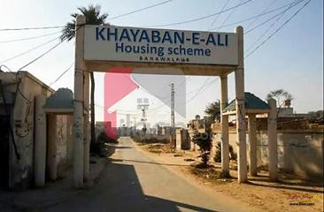 10 Marla House for Sale in Khayaban-e-Ali Housing Society, Bahawalpur
