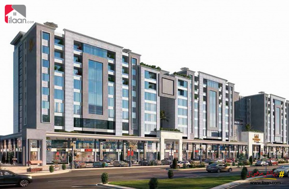 873 Sq.ft Apartment for Sale in Times Square Mall, Block G1, Phase 4, Bahria Orchard, Lahore