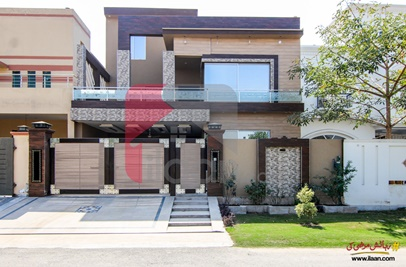 12.6 Marla House for Sale in Block E, Phase 1, Canal Garden, Lahore (Furnished)