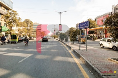 6000 Sq.ft Plaza for Rent (Fifth Floor) in Gulberg-3, Lahore