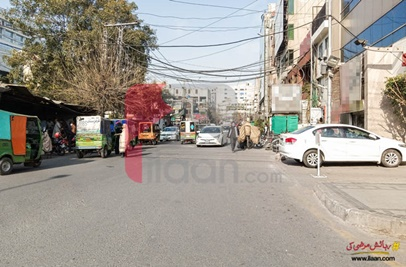 6000 Sq.ft Hall for Rent (First Floor) in Gulberg-3, Lahore