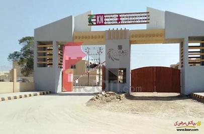 80 Sq.yd House for Sale in KN Gohar Green City Housing, Shahrah-e-Faisal, Karachi