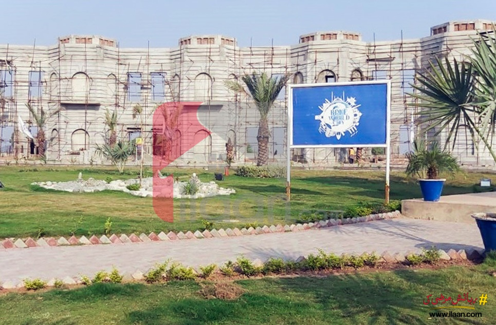4 Kanal Farm House Land for Sale in Blue Hills, Blue World City, Islamabad