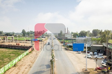 2 Marla Commercial Plot for Sale in Phase 3, Kings Town, Lahore