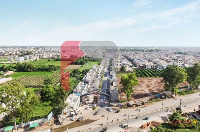 5 Marla House for Sale in Block C, Phase 2, Al Rehman Garden, Lahore