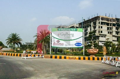 10 Kanal Farmhouse for Sale in Block A, Gulberg Greens, Islamabad