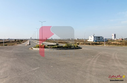 8 Marla Commercial Plots for Sale in Block A, Phase 8, DHA Lahore