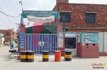 6 Marla House for Sale near Lal Pul, Mughalpura, Lahore