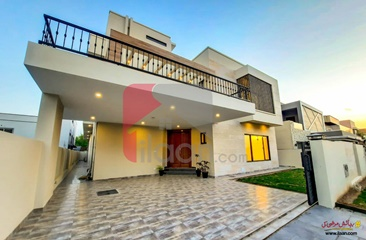 1 Kanal House for Sale in Sector H, Phase 2, DHA Islamabad