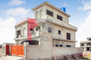 10 Marla Gray Structure House for Sale in Park View Villas, Lahore