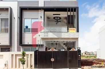 5 Marla House for Sale in Jade Block, Park View Villas, Lahore