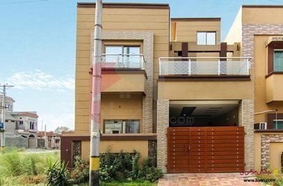 5 marla house available for sale in Lahore Medical Housing Scheme