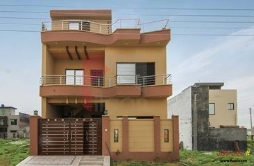 5 marla house available for sale in Bismillah Housing Scheme