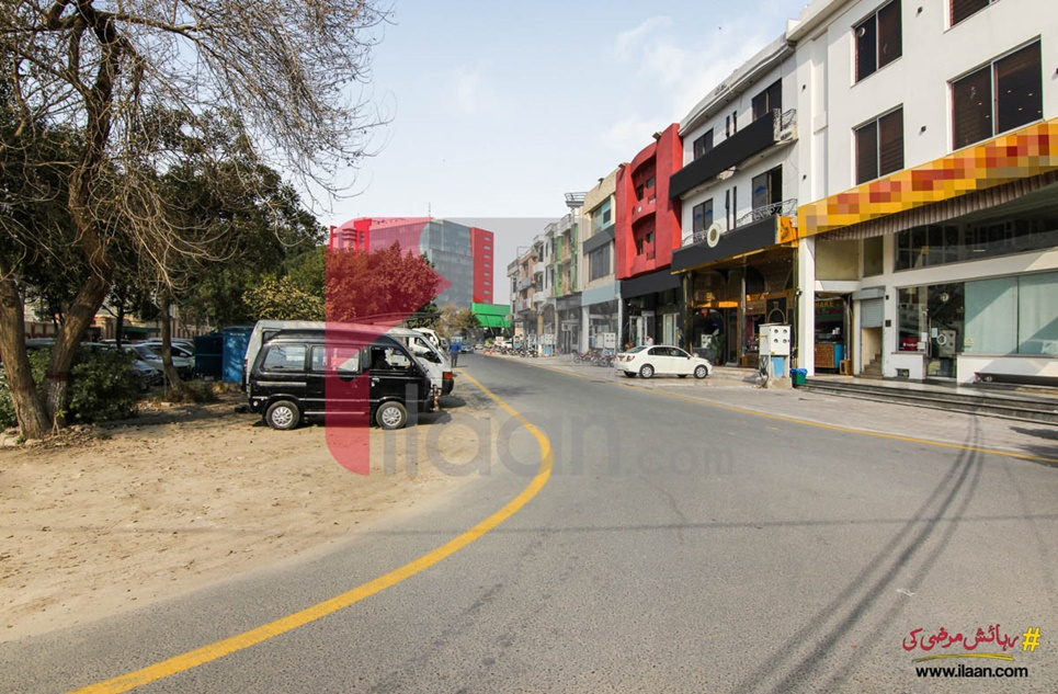 4 Marla Office for Rent (Second Floor) in CCA, Phase 2, DHA Lahore