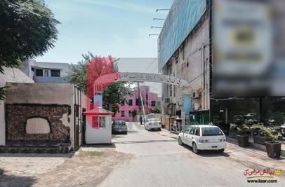 1400 Sq.ft Plaza for Rent (Ground Floor) in GCP Housing Scheme, Lahore