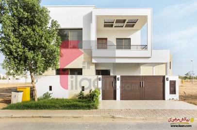 272 Sq.yd House for Sale in Precinct 1, Bahria Town, Karachi