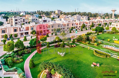 5 Marla House for Sale in Dream Gardens, Lahore