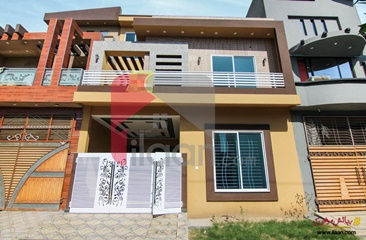 6 Marla House for Sale in Phase 5, Al Rehman Garden, Lahore