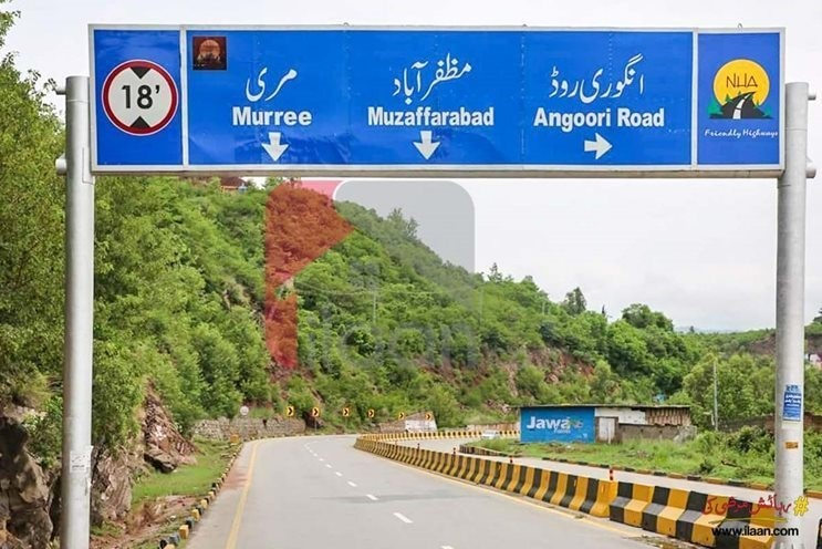 Main Angoori Road, Murree, Punjab, Pakistan